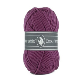 Durable Cosy Fine col. 249 Plum