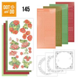 Dot & Do nr. 145 Frogs
