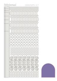 Dots nr. 17 Mirror Purple nr. STDM179