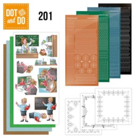 Dot and Do 201 - Yvonne Creations - Bubbly Girls - Professions