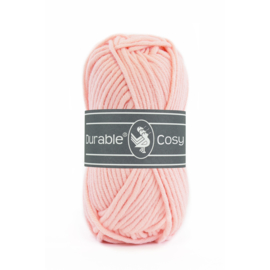 Durable Cosy col. 210 Powder Pink
