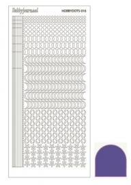 Dots nr. 16 Mirror Violet nr. STDM166