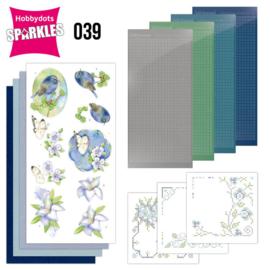 Sparkles Set 39 - Jeanine's Art - Sensitive Moments