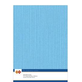 Linnenkarton - A4 - Hemelsblauw