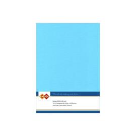 Linnenkarton - A5 - Hemelsblauw