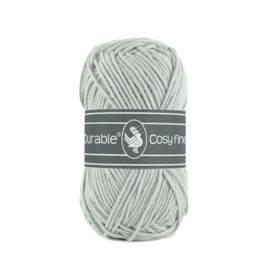 Durable Cosy Fine nr. 2228 Silver Grey