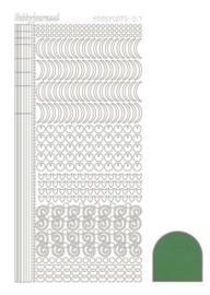 Dots nr. 17 Mirror Green nr. STDM172