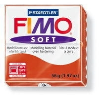 Fimo soft Indischrood  nr. 24