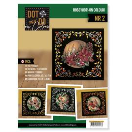 Dot and Do on Colour 2 (Christmas Birds)