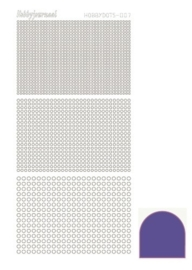 Dots nr 7 Mirror Purple nr. STDM079