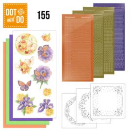 Dot & Do nr. 155 Delightful Flowers