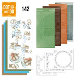 Dot & Do nr. 142 Winter Woodland