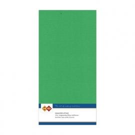 Linnenkarton - Vierkant  - Groen nr. LKK-4K22