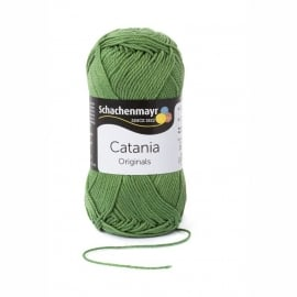 Catania katoen Kiwi groen 212