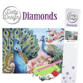 Dotty Designs Diamonds - Peacock DDD1012