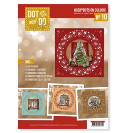 Dot and Do on Colour 10 - Amy Design - History of Christmas