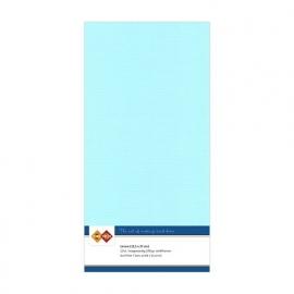 Linnenkarton - Vierkant  - Licht blauw nr. LKK-4K28