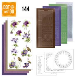 Dot & Do nr. 144 Roses