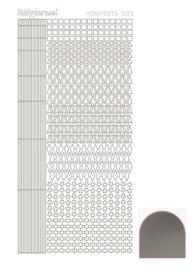 Dots nr. 9 Mirror Silver nr. STDM098