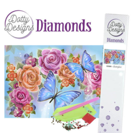 Dotty Designs Diamonds - Butterfly DDD1009
