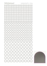 Dots nr. 8 Mirror Silver nr. STDM088