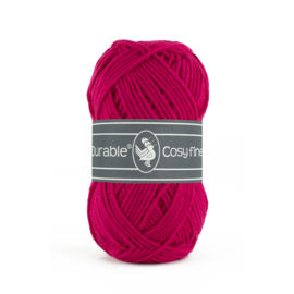 Durable Cosy Fine nr. 238 Deep Fuchsia