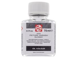 Schilderijvernis glanzend flacon 75 ml  (002)