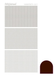 Dots nr. 7 Mirror Brown nr. STDM07G