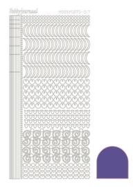 Dots nr. 17 Mirror Violet nr. STDM176