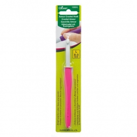 Clover Amour crochet hook 8 mm