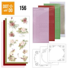 Dot & Do nr. 156 Sweet summer Flowers
