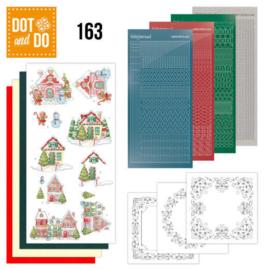Dot & Do nr. 163 Sweet Houses