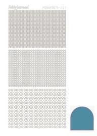Dots nr. 7 Mirror Turquoise nr. STDM07D