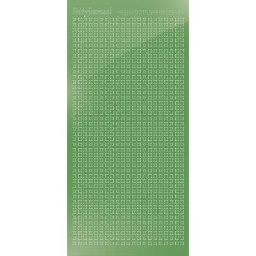 Sticker Mirror Lime nr. HSPM01C