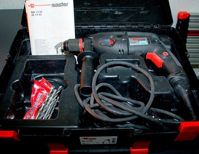 Betere Wurth klopboormachine SB13-XE | Elektrisch Gereedschap GE-72