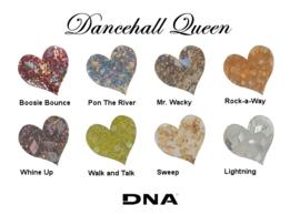 Dancehall Queen, kit van 8 kleuren