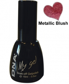 Metallic Blush