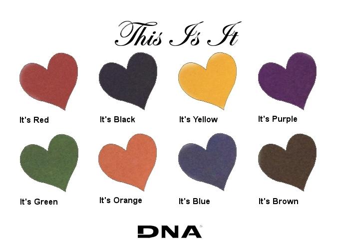 This is It, kit van 8 kleuren