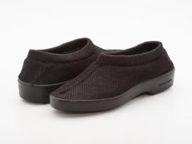 Classic Soft S - Warmgevoerd | Zwart