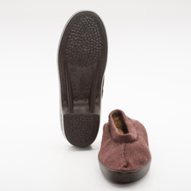 Classic Softs - Warmgevoerd   Bruin