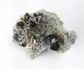 Bergkristal geode B2