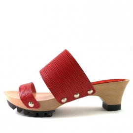 Clogs Welmoed Red