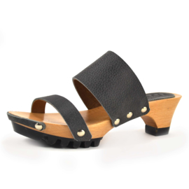 Clogs Welmoed Nero Nero