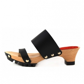 Clogs Welmoed Black