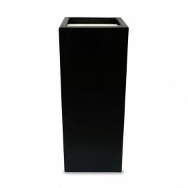 Kunststof plantenbak 'Debout' 40x40x120 cm