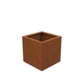 Vierkant Cortenstaal
