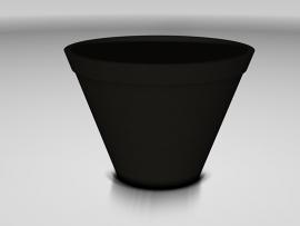 UHPC plantenbak 'Teramo' Ø139xH98 cm