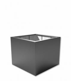 Kunststof plantenbak 'Carré' 120x120x100 cm