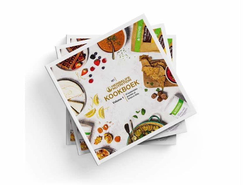 Herbalife Nutrition kookboek