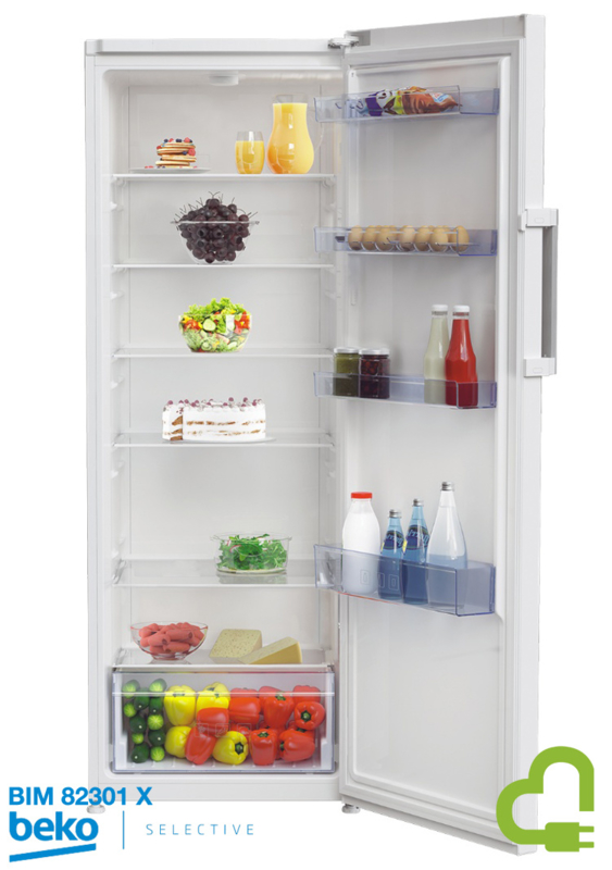Beko A+ vrijstaande koelkast Selective